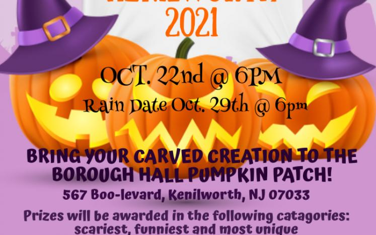 2021 Carve It Out Kenilworth